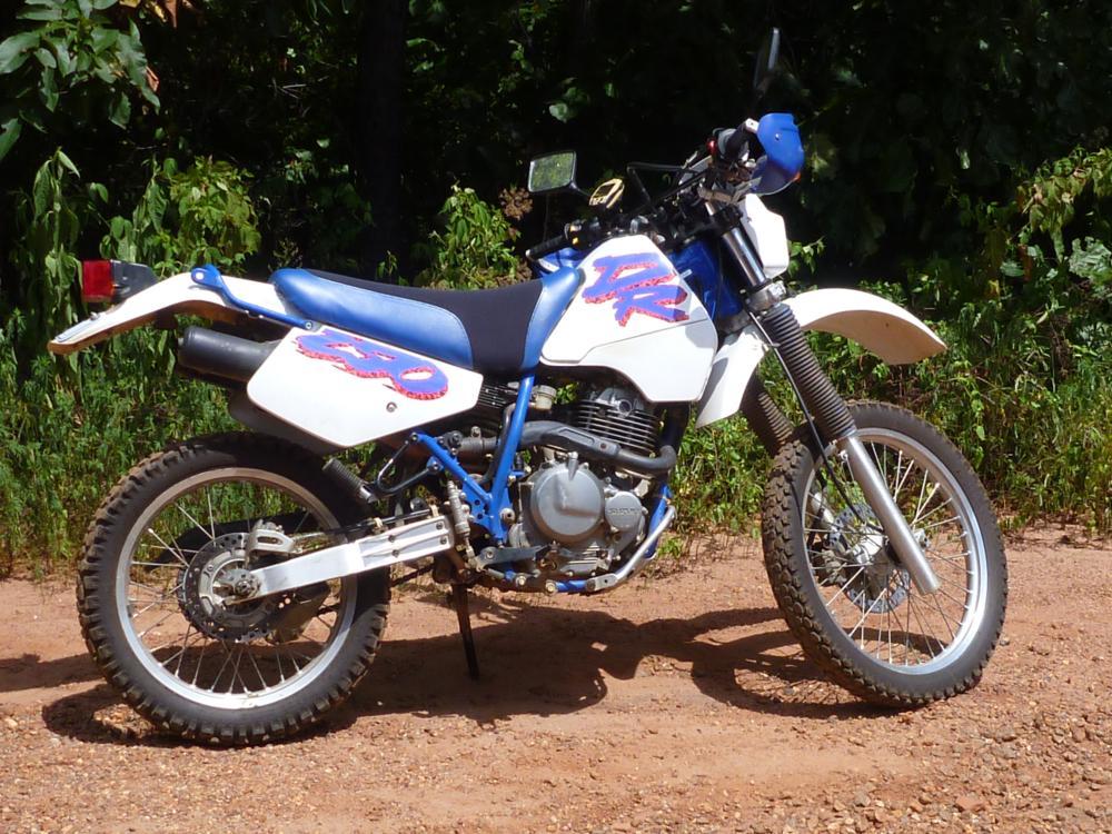 1993 suzuki dr250